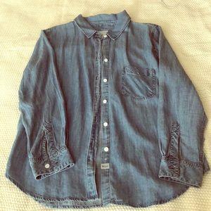 Rails Chambray shirt Small